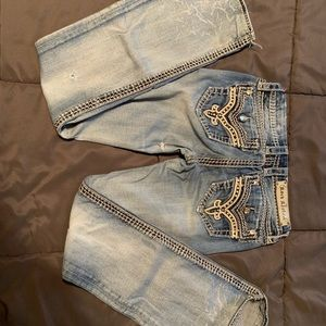 Rock Revival 27R boot cut - have been hemmed